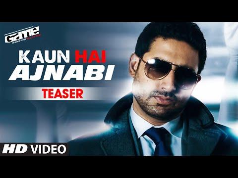 ''Kaun Hai Ajnabi'  Game (Promo Song) | Abhishek Bachchan , Kangana Ranaut
