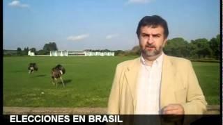 Elecciones En Brasil / Marcelo Taborda Enviado Especial