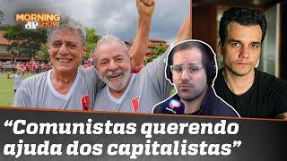 Lula, Chico Buarque e Wagner Moura se unem a favor de Cuba