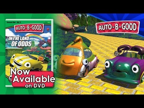 Auto B Good Season 1 Vol 3: In The Land Of Odds DVD movie- trailer