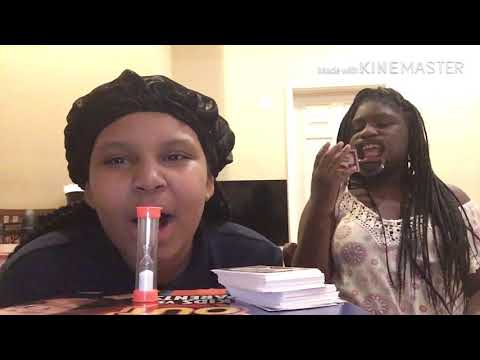 Speak Out Challenge! | Bri And Nyy