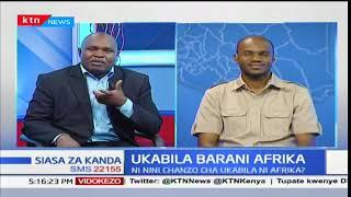 Siasa za Kanda: Ukabila Barani Afrika- sehemu ya pili 2017/11/05
