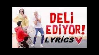 Heijan Feat. Muti - Deli Ediyor!   LYRİCS