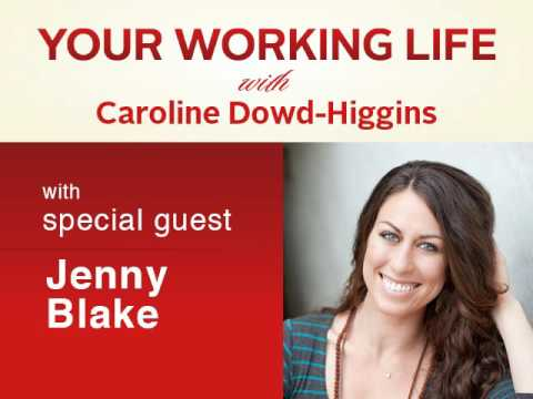 Your Working Life with Jenny Blake