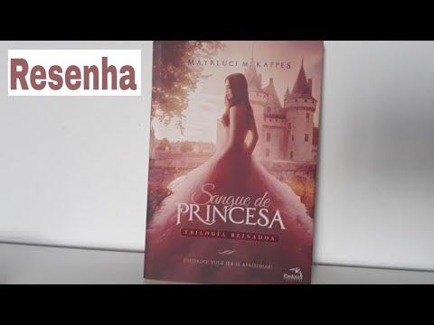 Sangue de Princesa,Mayrluci M. Kappes | Resenha