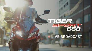 New Triumph Tiger Sport 660 - Global Reveal