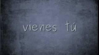 Christina Aguilera - Ven conmigo (Solamente tú) Lyrics