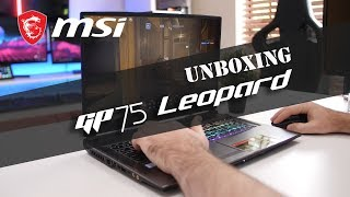 YouTube Video pLKXBQ_PaQo for Product MSI GP75 Leopard / GL75 Leopard Gaming Laptop by Company MSI (Micro-Star International) in Industry Computers