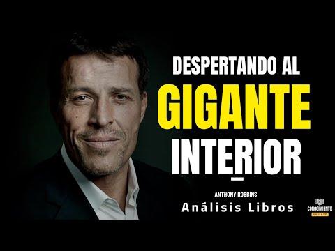 DESPERTANDO AL GIGANTE INTERIOR (de Tony Robbins, descubre el poder interior) - Análisis Libros