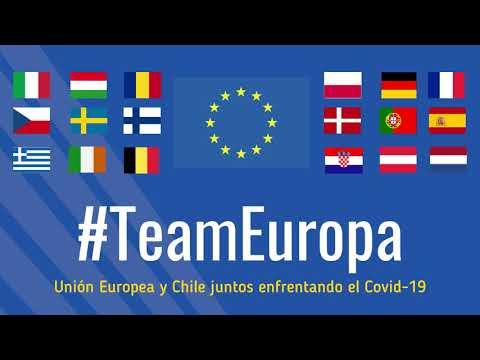 Unión Europea y Chile: Proyecto Movidos por Chile