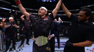 UFC 220: Stipe Miocic - I