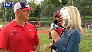 videos de risa  fases con reporteros deportivos