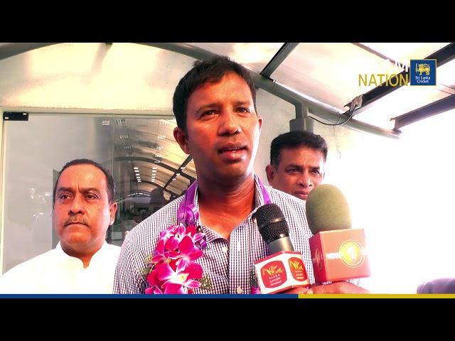 SLC welcomes Mr Kumar Dharmasena, ICC Umpire of the Year 2018