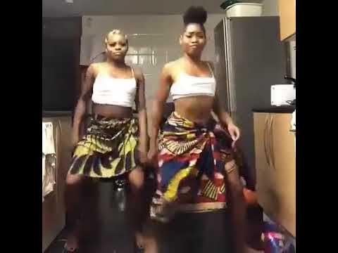 Another makossa dance From This Two  Africa Ladies