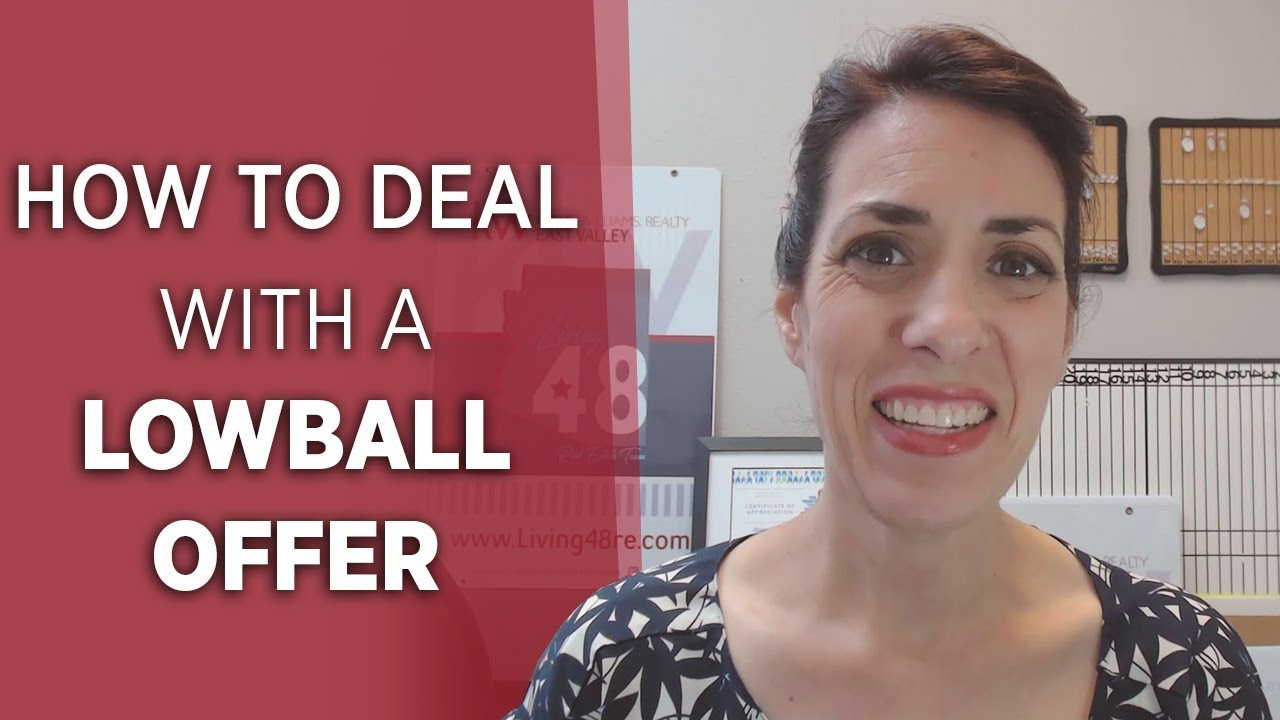 How to Deal with a Lowball Offer