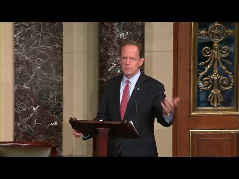 Toomey Discusses Flawed Sugar Deal Between U.S. & Mexico