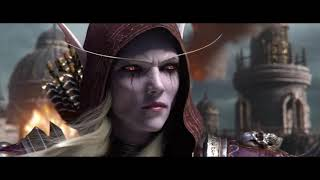 Ролики World of Warcraft Старый солдат и Battle for Azeroth