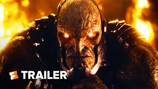 Zack Snyder's Justice League Trailer #2 (2021)   Movieclips Trailers