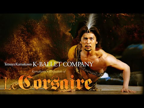 "Video- Genes Passing from Tetsuya Kumakawa / Episode II ""Le Corsaire"""