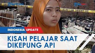 Cerita Pelajar di Palembang yang Dikepung Api Dalam Rumah, Bisa Selamat Berkat Kode Pakai Senter