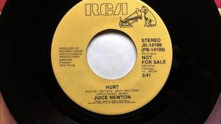 Hurt , Juice Newton , 1985