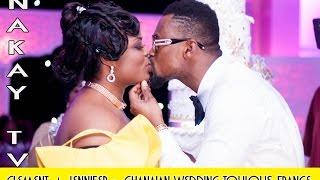 CLEMENT + JENNIFER GHANAIAN WEDDING TOULOUSE FRANCE