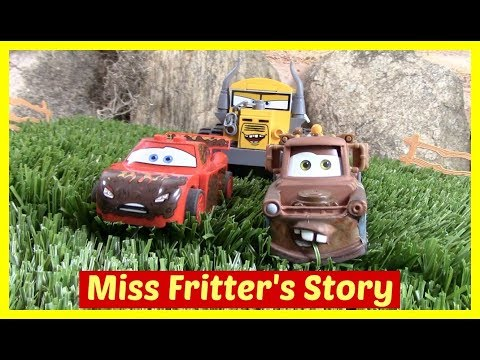 Disney Cars 3 Toys Lightning McQueen Race Cruz Ramirez Miss Fritter Toy Car Smash And Crash Derby