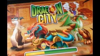 Играю в Dragon City. Серия 4. Остров Они.
