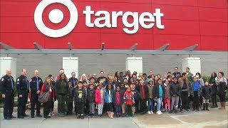 Heroes & Helpers: Kids Get Early Christmas Thanks To Nassau County Police, Target