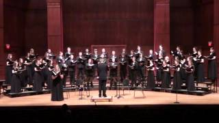 """How Beautiful"" performed by Florida College Chorus 2013"
