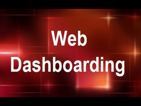 MicroStrategy - Web Dashboarding - Online Training Video by ...
