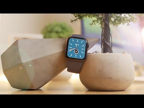 External Review Video pLVmVTjWsEI for Apple Watch 5