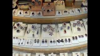 Чешские сувениры и ювелирные изделия