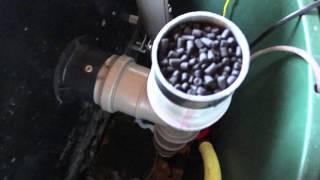 Aufbereitung Brunnenwasser - neue Idee mit Vliesfilter und Aktivkohle