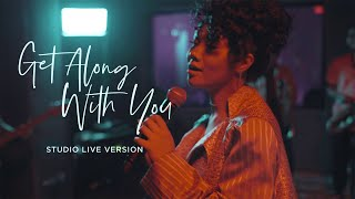 Yura Yunita - Get Along With You (Studio Live Version)