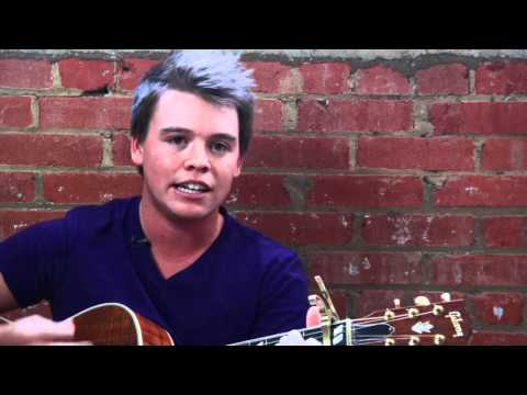 London Carter covers - Keep Your Head Up - ( Andy Grammer 2011)
