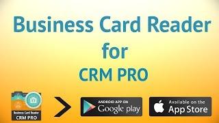 Business Card Reader video