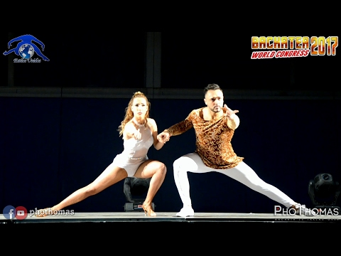 Esteban & Miriam VI Bachatea World Congress (Madrid-Spain)
