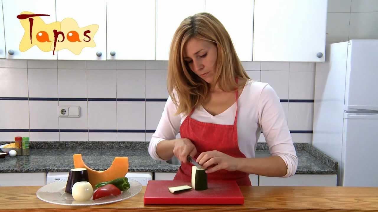 Tapas #2 Quiche de verduras
