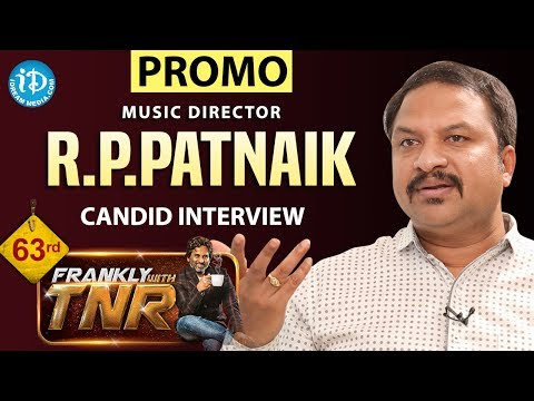 Frankly With TNR #63 - Interview Promo || Talking Movies With iDream