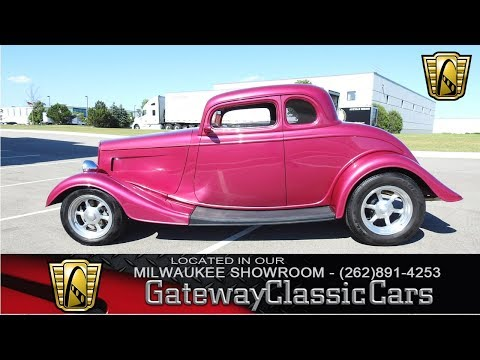 Video of '34 Coupe - LBSK