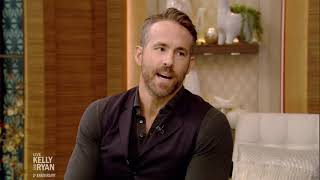 Ryan Reynold's Two Year Old Daughter Got Stopped at an Airport