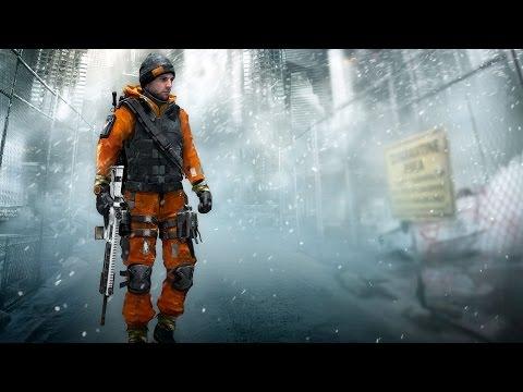 Tom Clancys The Division Hazmat gear set