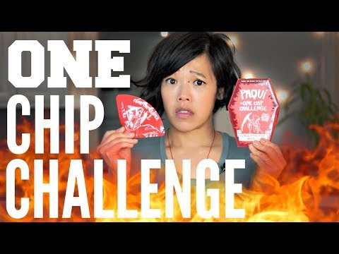 One Chip CHALLENGE & Spicy Remedies | PAQUI Carolina Reaper Chip