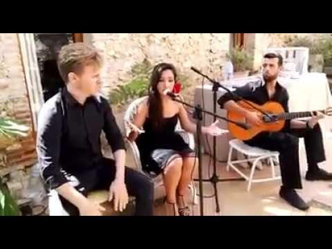 Flamenco Dorao fusión : Volver