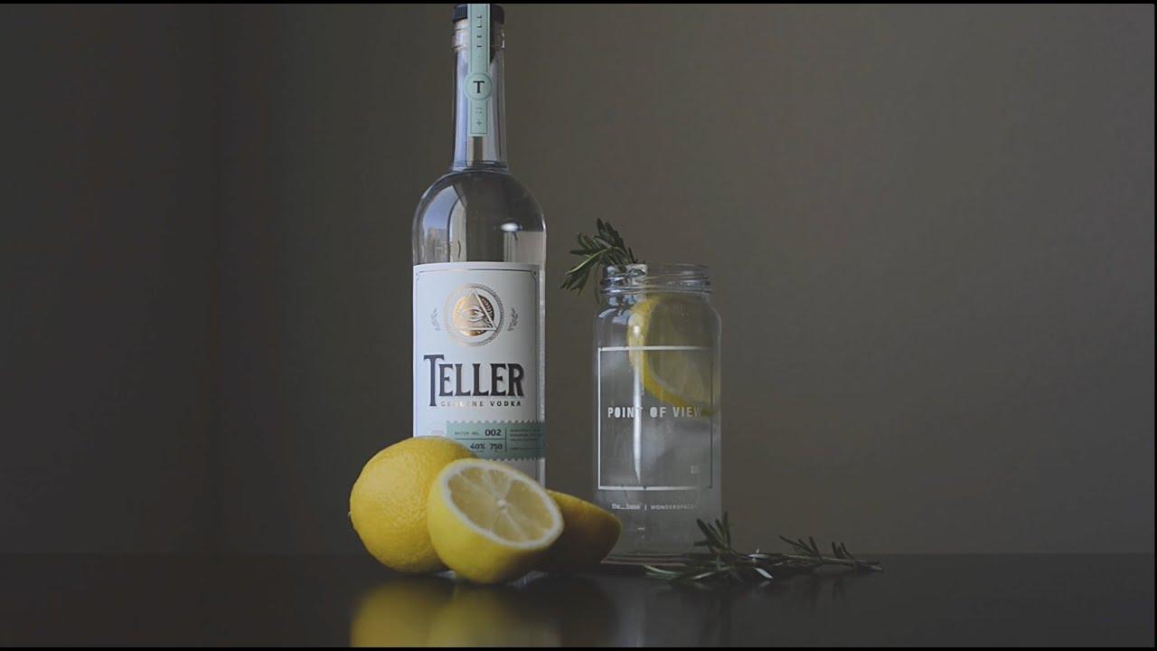 Teller Vodka Promo