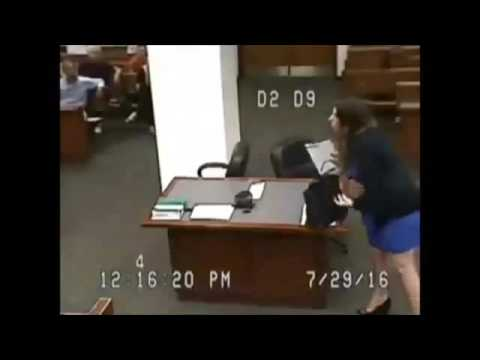 Judge Reads Kentucky Jail For Filth For Sending Black Woman To Court Without Any Pants