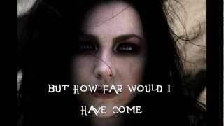 Evanescence - All that I'm living for (Lyric Video)