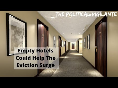 Hotels Could Provide Solution To Looming Eviction Crisis