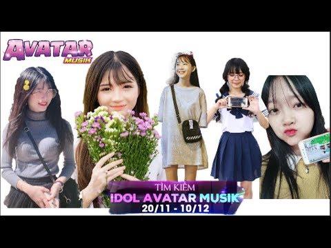 [Avatar Musik] CHIÊM NGƯỠNG 05 IDOL ĐẸP NHẤT AVATAR MUSIK 2019